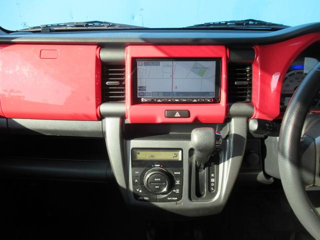 Jスタイル 後期型 スズキ純正SDナビ フルセグTV Bluetooth バックカメラ ETC シートヒーター レーダーブレーキサポート Sエネチャージ(6枚目)