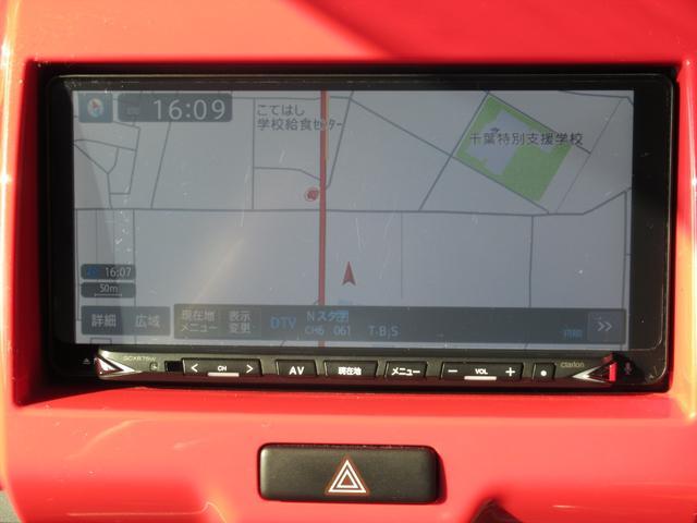 Jスタイル 後期型 スズキ純正SDナビ フルセグTV Bluetooth バックカメラ ETC シートヒーター レーダーブレーキサポート Sエネチャージ(17枚目)