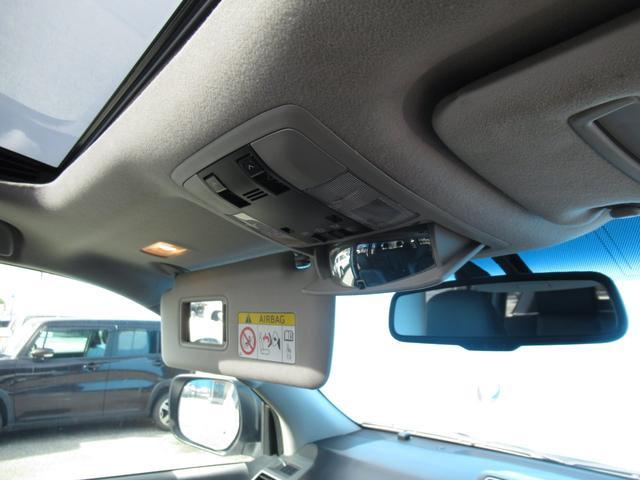TX Lパッケージ 7人乗り ディーゼル モデリスタエアロ サンルーフ 黒革シート パワーシート 純正SDナビ フルセグTV バックカメラ Bluetooth DVD再生可 LEDヘッドライト ルーフレール(49枚目)