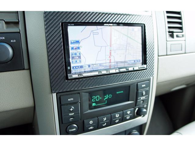 ダッジ ダッジ デュランゴ リミテッド 社外HDDナビ フリップダウンモニター