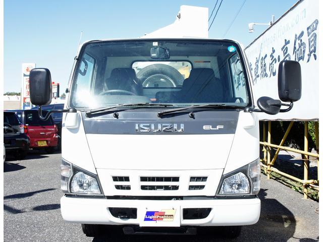 高所作業車 4WD アイチSE08A 8.0M(6枚目)