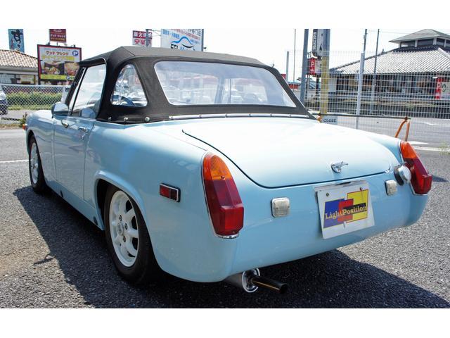 「MG」「ミゼット」「オープンカー」「千葉県」の中古車18