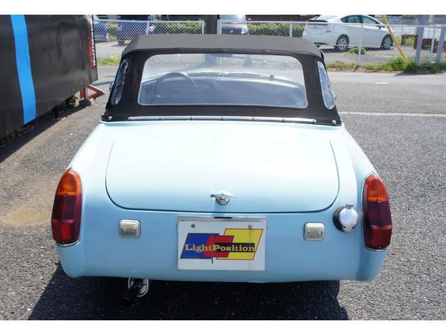 「MG」「ミゼット」「オープンカー」「千葉県」の中古車23