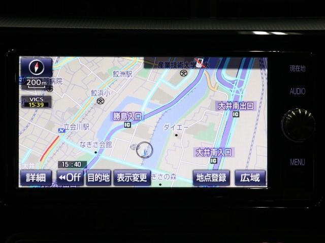 S SDナビ・フルセグTV・踏み間違い加速制御システム(8枚目)