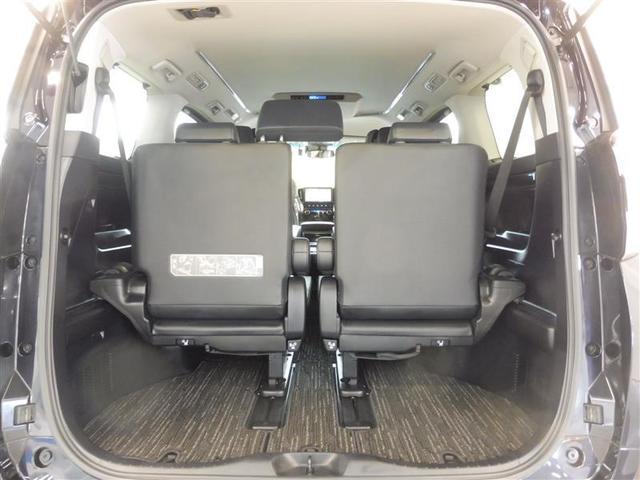 2.5Z Gエディション フルセグ バックカメラ ドラレコ 衝突被害軽減システム ETC 両側電動スライド LEDヘッドランプ 3列シート ワンオーナー DVD再生 ミュージックプレイヤー接続可 記録簿 乗車定員7人 安全装備(17枚目)