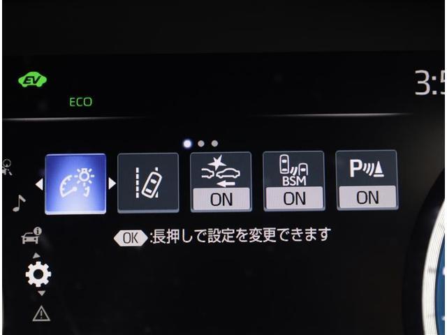 RSアドバンス 衝突被害軽減 フルセグ レザーシート スマートキー ドライブレコーダー LED ETC AW メモリナビ DVD ナビTV 盗難防止システム(14枚目)