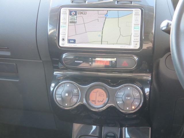 トヨタ イスト 150G DVDナビ ETC バックカメラ