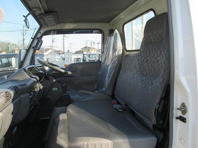 いすゞ エルフトラック 5方開 垂直リフト 2t積