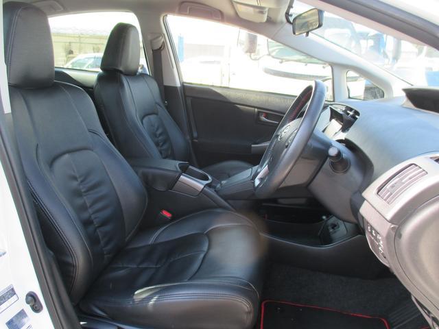 トヨタ プリウス Sツーリングセレクション・G's 1オーナー HDDフルセグ