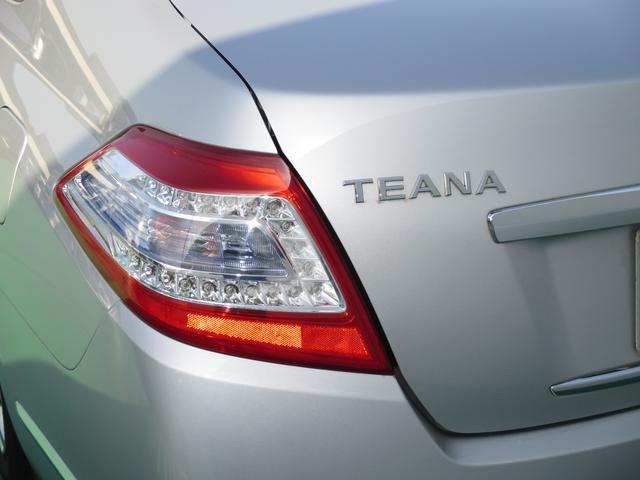 日産 ティアナ 250XE ワンオーナー インテリジェントキー