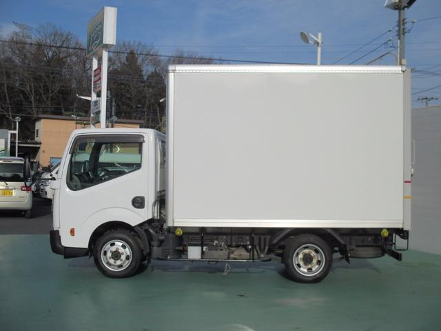 日産 アトラストラック 4WD アルミバン 1.25t積