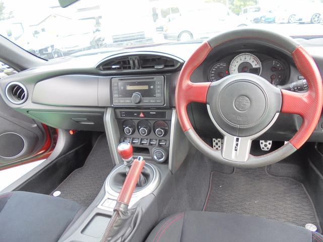 トヨタ 86 GT 純正オーディオ 6速MT