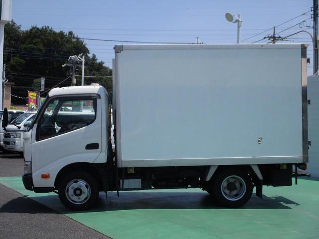 冷蔵冷凍車-7℃設定 2t積(2枚目)