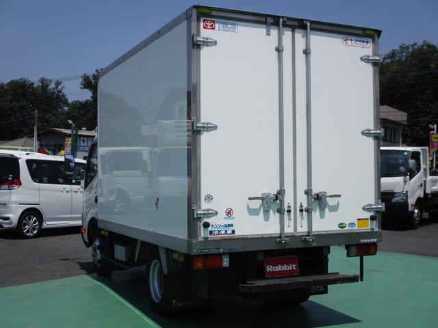 冷蔵冷凍車-7℃設定 2t積(3枚目)