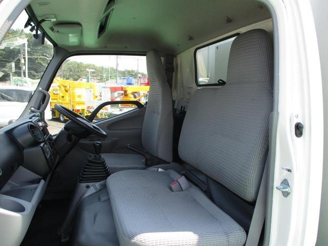 冷蔵冷凍車-7℃設定 2t積(9枚目)