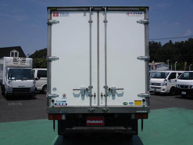 冷蔵冷凍車-7℃設定 2t積(15枚目)