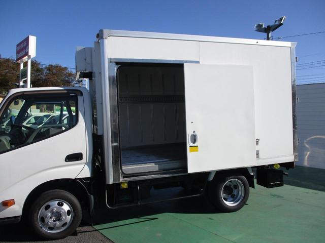 冷蔵冷凍車-22℃設定 1.5t積(19枚目)