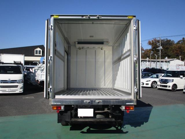 冷蔵冷凍車-22℃設定 1.5t積(20枚目)