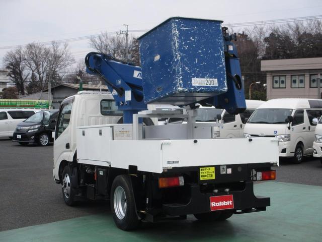 日野 デュトロ 4.0DT 高所作業車 9.7m アイチSS10A