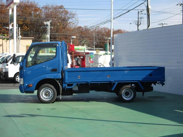 2.0ガソリン車 ロング ジャストロー 1.5t積(2枚目)