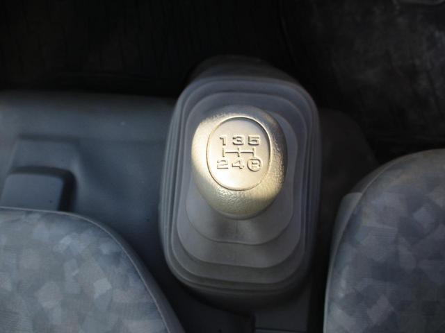 2.0ガソリン車 ロング ジャストロー 1.5t積(10枚目)
