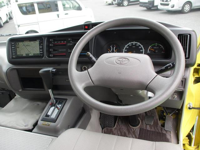 運転席 前景