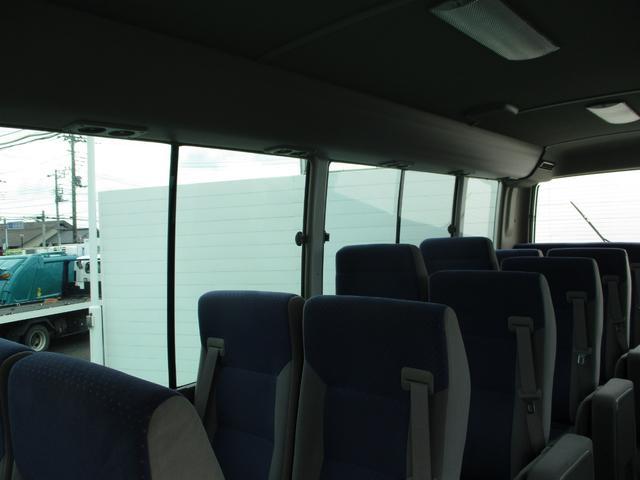 ロングSX 26人乗り 自動ドア オートステップ(20枚目)