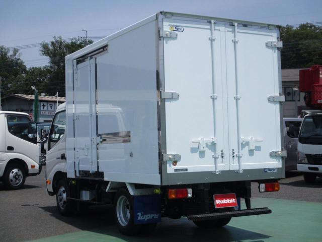 4.0Dターボ 冷蔵冷凍車-30℃設定 2t積(3枚目)