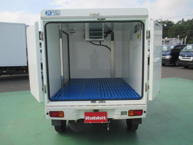 -7℃設定冷蔵冷凍車 サイドドア AC PS PW(20枚目)