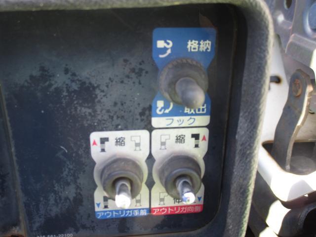 標準ロング 3段クレーン 2t積 ラジコン付き(20枚目)