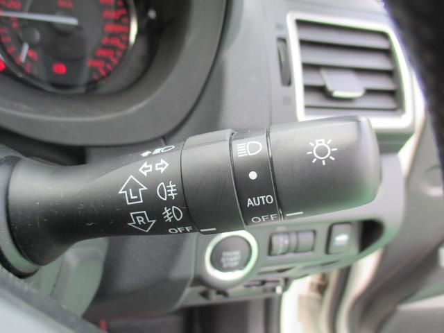 STI タイプS STiアンダースポイラー 6MT LED(9枚目)