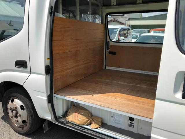 TOYOTA TOYOACE ROUTE VAN