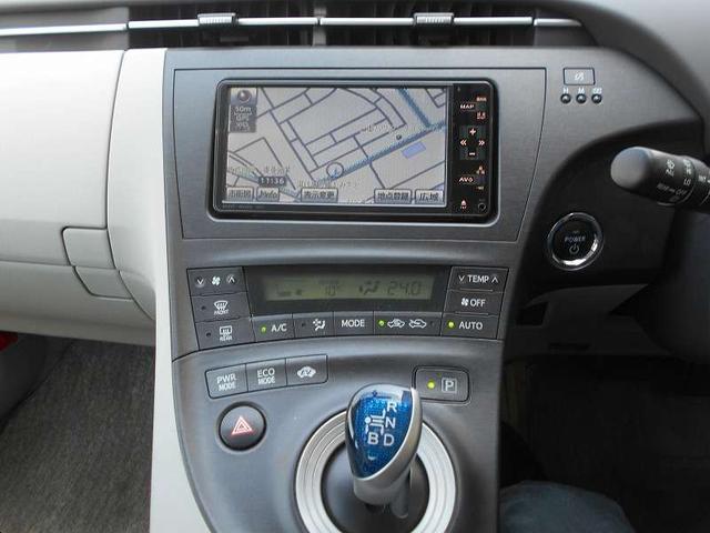 トヨタ プリウス S HDDナビ Bカメラ ETC 1SEG ブルートゥース