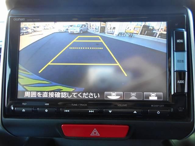 ホンダ N BOXカスタム G SSパッケージ シティーブレーキ 純正ナビ 両側電動ドア