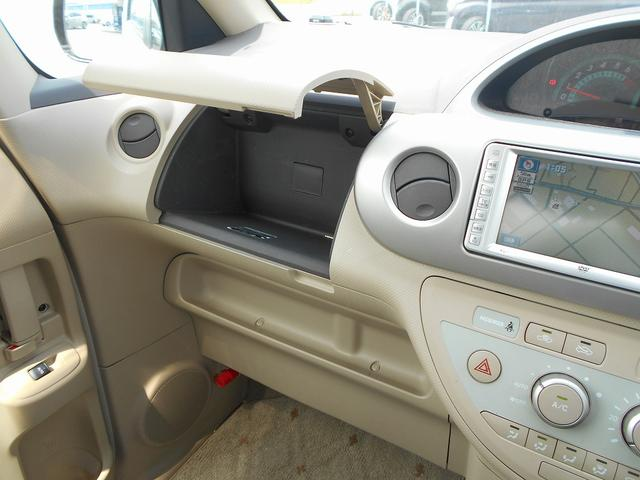 トヨタ ポルテ 150r フルエアロ ETC キーレス 純正ナビ CD再生