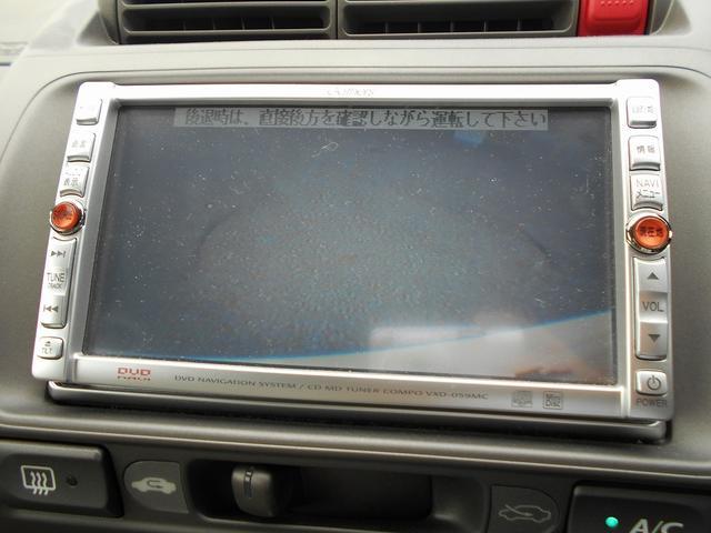 ホンダ フィット 1.5A DVDナビ後方カメラETC電格ミラー純正アルミ