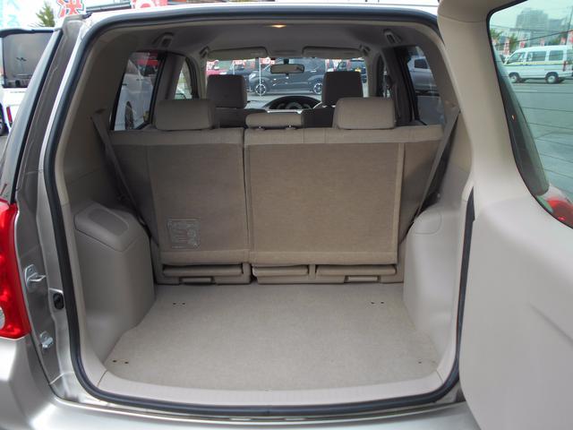 トヨタ ラウム Gパッケージ 純正HDDナビ 左電動スライドドア HID