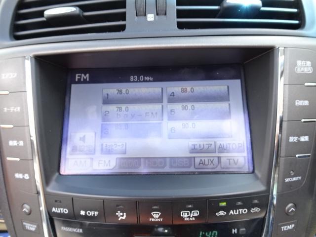 レクサス IS HDDナビ 黒革 エアシート 純正アルミ ワンオーナー