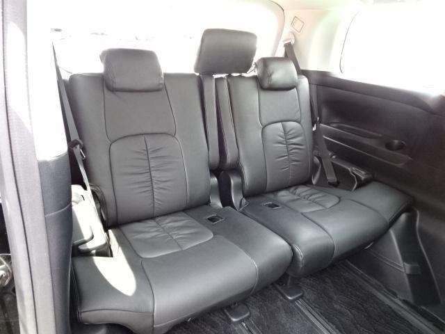 トヨタ アルファード S A パッケージ 7人 10型ナビ フリップダウン 車高調