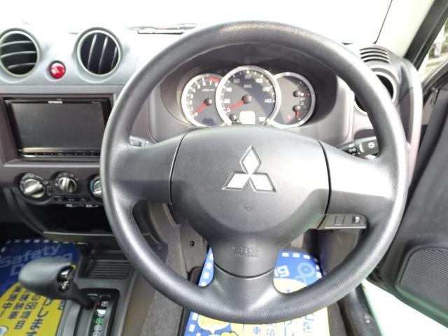 三菱 パジェロミニ VR ターボ メモリーナビ 4WD 純正アルミ ETC