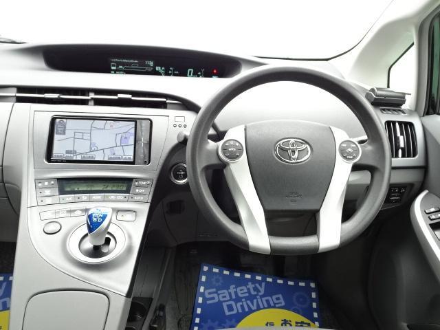 トヨタ プリウス S ツーリングセレクション 純正ナビ バックカメラ ETC