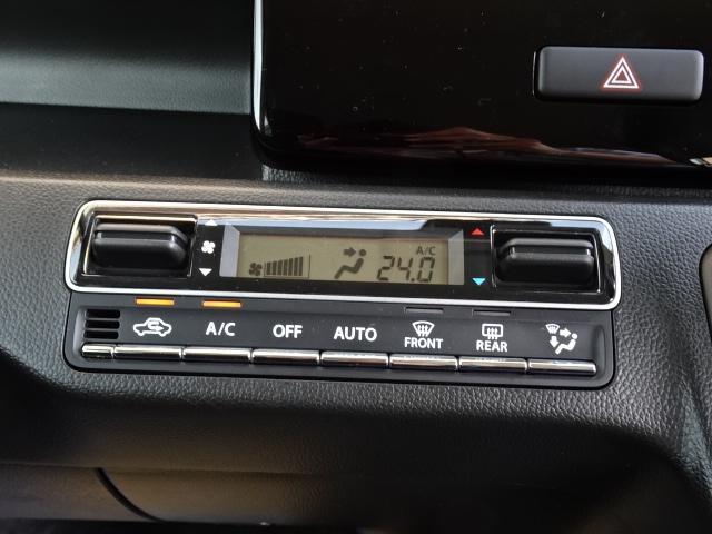 スティングレー HYBRID X 1オーナー車 メモリーナビ ワンセグTV DVD再生 オートエアコン LEDヘッドライト シートヒーター 純正14インチAW(10枚目)