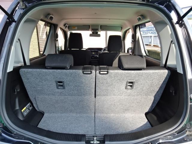 スティングレー HYBRID X 1オーナー車 メモリーナビ ワンセグTV DVD再生 オートエアコン LEDヘッドライト シートヒーター 純正14インチAW(16枚目)
