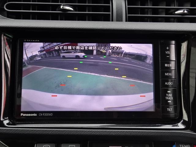 G G's 社外メモリーナビ フルセグ バックカメラ LEDヘッドライト ETC 専用17インチアルミホイール LEDビーム(6枚目)