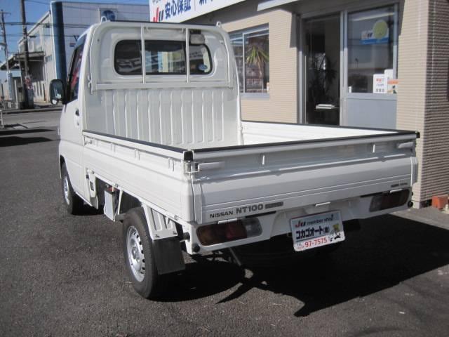 日産 クリッパートラック DX 2WD FAT AC PS 運転席エアバック 作業灯
