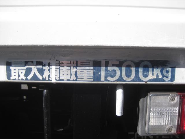 F5 AC PS ETC 最大積載1500Kg ガソリン車(9枚目)