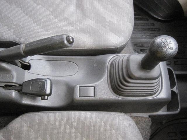 KC エアコン パワステ F5 4WD 幌付き(20枚目)
