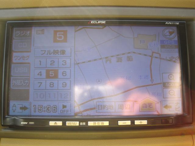 Gタイプ ナビ/TV タイヤ4本新品(19枚目)