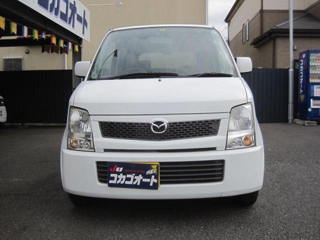 FM タイヤ4本新品 キーレス 車検32年2月迄(4枚目)