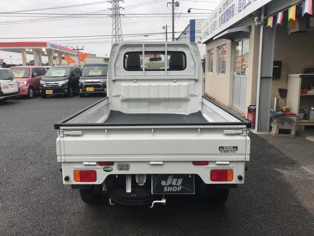 KCエアコン・パワステ 届け出済み未使用車(6枚目)